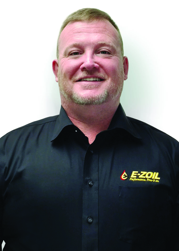 Paul Conibear Joins E-ZOIL Regional Sales Manager