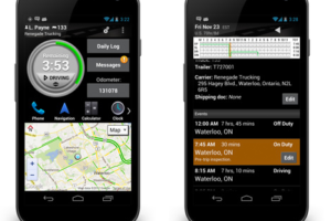 New Load Matching Platform in BigRoad Mobile App E-Logbook
