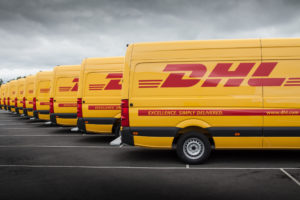 DHL Increases Rates by 4.9% in 2018