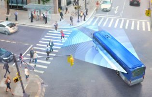 Esri and Mobileye to Bring Real-Time Sensor Data to Public Transit