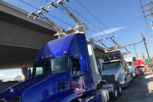 eHighway Demonstration in California Highlights New Approach to Green Roads