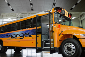 IC Bus Unveils All-New Electric School Bus