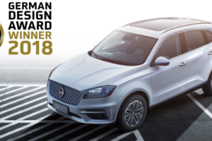 Electric Vehicle From Borgward Wins Award