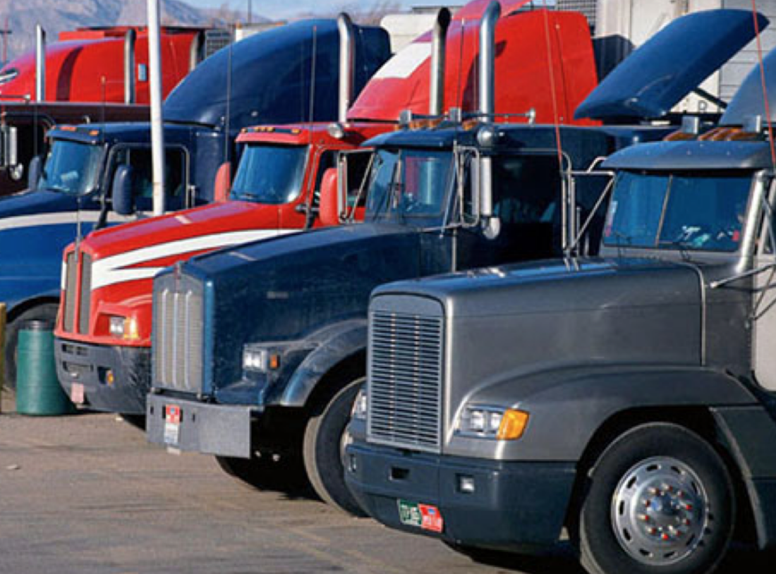 Used Class 8 Truck Same Dealer Sales Up  Again in October
