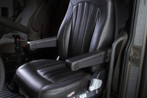 Minimizer Drives Comfort First in New Truck Seat