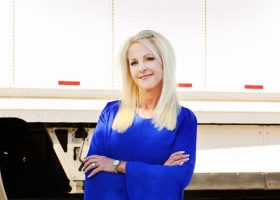 Women In Trucking Association Names Sherri Squier November Member of the Month