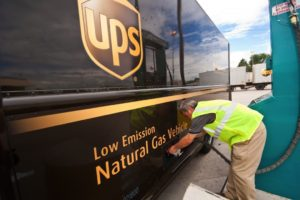 UPS Boosts Use Of Renewable Natural Gas