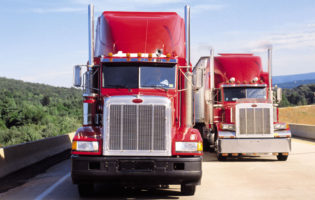 Spot Truckload Freight Volumes Surge Again