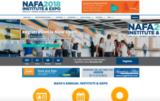 NAFA Debuts New Institute & Expo Conference Website with Focus on User Experience