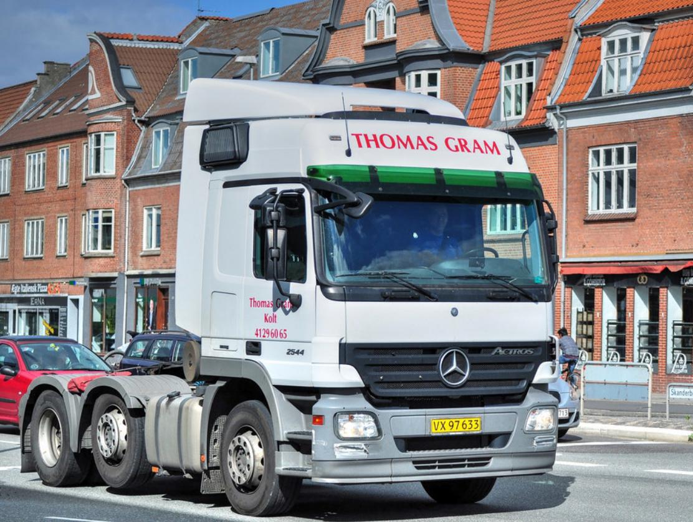 traffic in Denmark