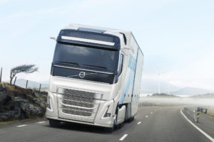 Volvo Revs Up Electric Truck Business