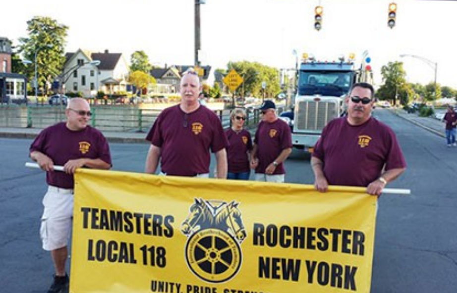 Teamsters 118