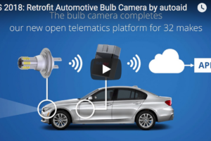 New Automotive Bulb Camera Enables Massive Data Collection