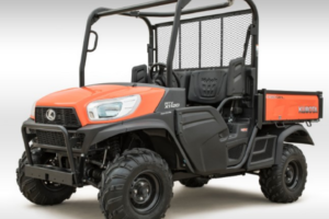 Kubota Unveils New HD Commercial Utility Vehicle