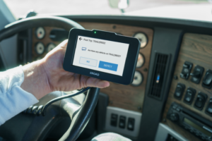 EROAD Debuts Paperless, In-Vehicle Inspection Report