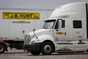 J.B. Hunt 2017 Revenues and EPS Up, Operating Income Down