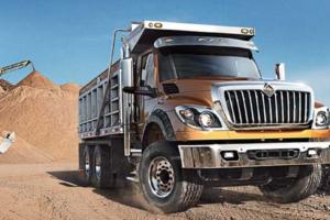 International Truck Unveils Mid-Range Diesel International HV Series