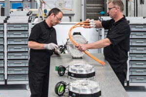 Electric Motor Manufacturer YASA Raises Added £15m in Funding, Opens UK Production Facility
