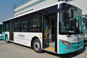 Efficient Drivetrains Delivers Large Electric Bus Order for Nantong, China