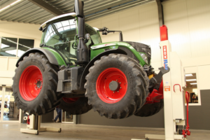New Multipurpose Adapters from Stertil-Koni Add Versatility to HD Mobile Column Lifts