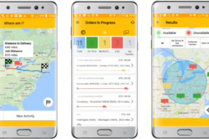 CX North America Expands Driver Mobile App