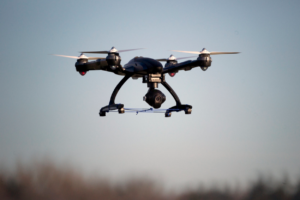 Surveillance Drone Fleets Deployed After Shots Fired