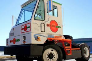 New York Fleet Deploys Orange EV Yard Truck