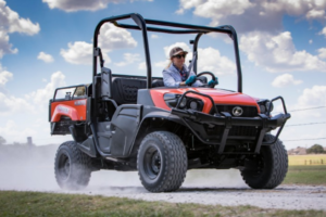 Kubota Sidekick Makes its Debut with Power