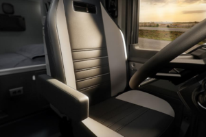Sears Seating and Mack Trucks Design New Seat