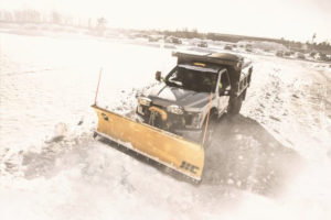 Fisher Engineering Releases Heavy Contractor Straight Blade Plows