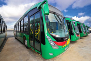 Scania to Deliver 250 Buses for Public Transport in Lagos