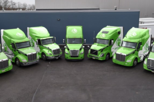 HYLIION Releases Trial Hybrid Electric Truck Fleet