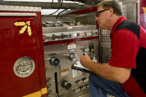 Redline Detection Launches at Firehouse World with Air Brake NanoLeak Finder