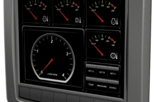 Grayhill Announces Refreshed 10.4 Inch Display for Vehicles