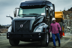 Volvo Trucks New VNX Series Now Rolling