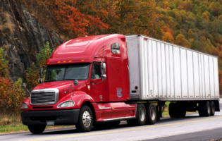 Truckload Turnover Rate Drops in Final Quarter of 2017