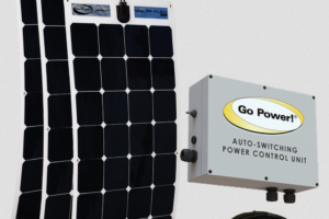 Go Power! Unveils New Pallet Jack & Liftgate Solar Charging Solution