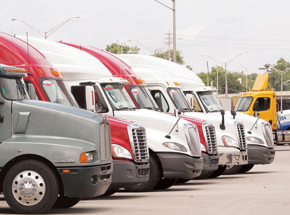 Used Class 8 Truck Prices Up Y/Y in February