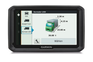 Garmin Introduces Advanced Driver Assistance for Professional Truck Drivers