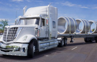 Spot Market Truckload Volume Sets Record in March, Big Demand for Flatbeds