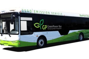 GreenPower Electric Transit Bus Exceeds Performance Goals