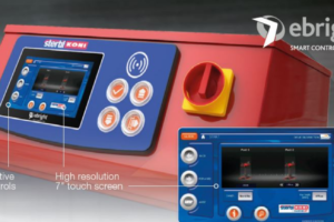 Stertil-Koni Brings Touch Screen Control to Inground Piston DIAMONDLIFT