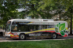 Momentum Dynamics Deploys First 200-Kilowatt Wireless Charging for Electric Transit Buses