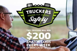Truckers Can Share Safety Tips in New Contest