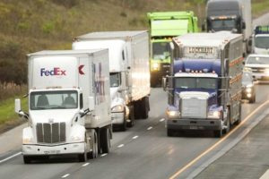 For-Hire Trucking Capacity Growth Tops Freight Index