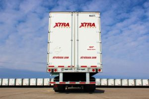 XTRA Lease Debuts Cargo Sensors, Silver Anniversary Trailers