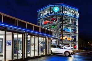Carvana Expands in New England