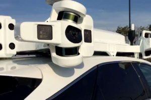 Apple Expands Autonomous Car Fleet