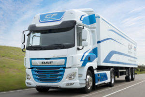 DAF Trucks and VDL Groep Partner On A Fully Electric Class 8 Truck
