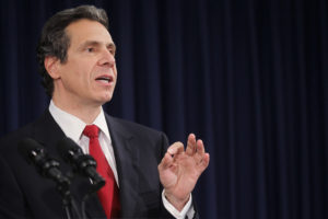 Governor Cuomo Inks $4.2 Million Expansion of EV Charging Stations For NY State Thruway
